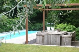 Alex Gisbertz - ontwerp en aanleg zwembadtuin