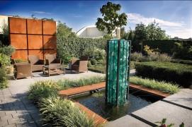 Alex Gisbertz - ontwerp en moderne tuin
