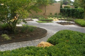 Alex Gisbertz - ontwerp en aanleg strakke tuinen